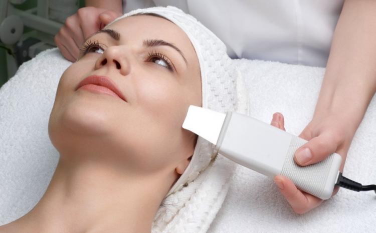 Аппарат многофункциональный SKIN KARMA Sybaritic (США) для ультразвуковой терапии