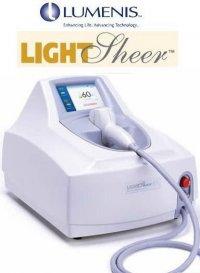 Диодная лазерная эпиляция- Золотой Стандарт LUMENIS Light Sheer-ET